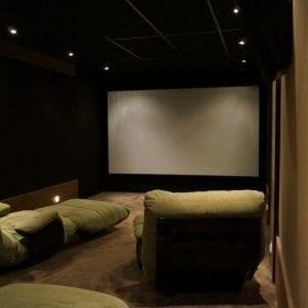Salle dédiée home cinema de CDGG-1